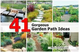 41 gorgeous garden path ideas