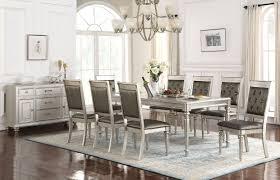 9 piece dining room set rosdorf park blumer 9 piece dining set u0026 reviews wayfair