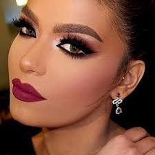 Free Online Makeup Artist Courses The Different Shades Of Talal Morcos U0027 Makeup Makeup Pinterest