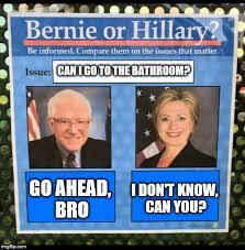 Meme Maker Generator - bernie or hillary meme generator imgflip