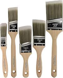 best paint brushes for kitchen cabinets uk pro grade paint brushes 5 ea paint brush set