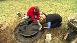 how to build a fire pit this old house youtube