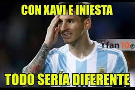 Argentina Memes - memes destrozan a messi y argentina por empatar con venezuela e