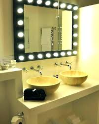 mirror with light bulbs hollywood vanity mirror with light bulbs makeup mirror with led