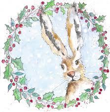 kidney cancer uk christmas cards hare kidney cancer uk