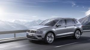 renault espace top gear the volkswagen tiguan allspace is the practical choice at geneva