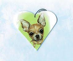 chihuahua ornament acrylic add photo chihuahua