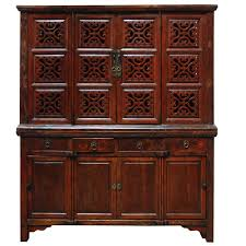 18th century chinese kitchen cabinet traditional asian cabinets