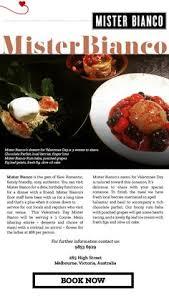 mister cuisine taste contemporary australian cuisine with a hint of