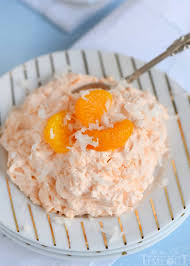 Jello Salad With Cottage Cheese And Mandarin Oranges by Tropical Orange Jello Salad Mom On Timeout