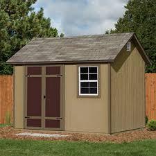 Backyard House Shed by Sheds U0026 Barns Costco