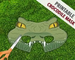 printable lizard mask template lizard mask printable printable 360 degree