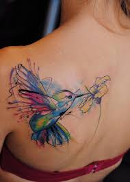 55 amazing hummingbird tattoo designs art and design