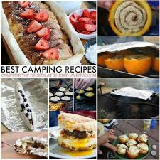 Backyard Camping Ideas The 25 Best Best Camping Food Ideas On Pinterest Best Camping