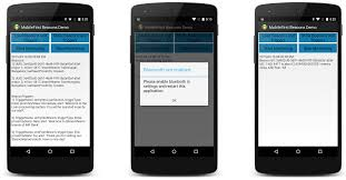 android beacon beacons in android ibm mobile foundation developer center
