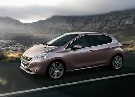 peugeot car hire europe peugeot 208 vehicle information peugeot leasing in europe