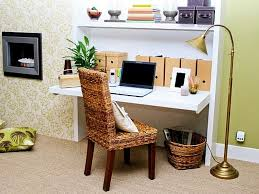Office Furniture Adorable Modern Home Office With Grey And White