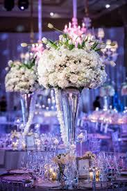 reception centerpieces reception décor photos pale pink ivory centerpiece