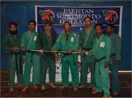 moo do yong moo do seminar at pakistan sports board the olympics sports