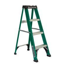 ladder type 1a 300 lbs louisville ladder step ladders ladders