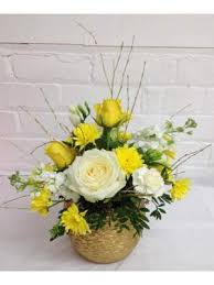 wedding flowers delivered golden wedding anniversary pot flower arrangement flower delivery