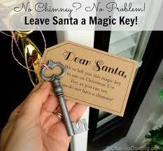 santa key no chimney no problem leave santa a magic key charisa