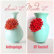 Polymer Clay Vases Anthropologie Floral Vase Knockoff Kelly Gene