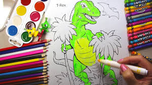 coloring pages dinosaur coloring pages for kids t rex coloring