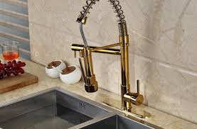 kitchen alluring kitchen faucet in gold alluring gold kitchen