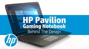 hp design hp pavilion gaming notebook the design hp