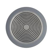shop brasscraft brushed nickel metal drain cover at lowes