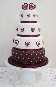 birthday cake i love you romantic with heart niceimages org