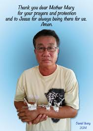 novena of thanksgiving a note of thanks chapel of immaculate conception sg batu