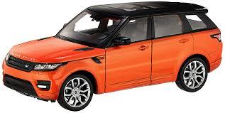 orange range rover sport buy welly 1 24 land rover range rover sport orange metalic black