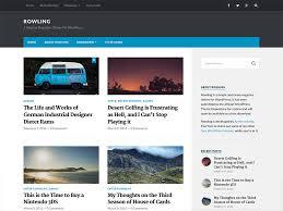 wordpress layout how to 40 best free wordpress magazine themes 2018 athemes
