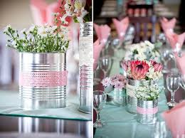 Tin Can Table Decorations 106 Best Tin Can Crafting Images On Pinterest Recycling Altered