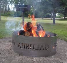 fire rings images Inspirational custom fire pit rings outdoor ideas jpg