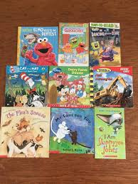 children mix books lot of 9 sesame street spongebob squarepants children mix books lot of 9 sesame street spongebob squarepants