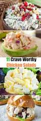 11 crave worthy chicken salad recipes