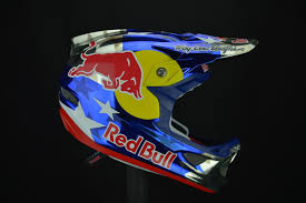 red bull helmet motocross luca shaw u0027s custom troy lee d3 for world champs world champs