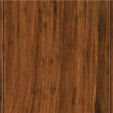 Bamboo Floor Protector Home Legend Strand Woven Tiger Stripe 3 8 In Thick X 3 3 4 In Wide