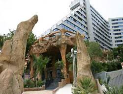 Magic Rock Gardens Hotel Benidorm Hotel Magic Rock Gardens Benidorm Alicante