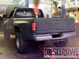 dodge cummins turbo 1996 dodge ram 2500 turbo dyno tech diesel power magazine