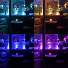 decorating a small balcony w smart led outdoor lighting 3 steps