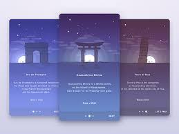 user interface design ui parade user interface design inspiration