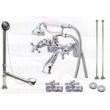 Kingston Brass Shower Faucet Kingston Brass Cck267c 6