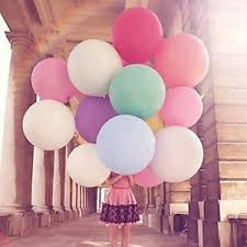 36 inch balloons 10pcs colorful balloons 36 inch wedding party room decor