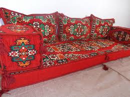 arabic floor sofas oriental kilims and pillows by mystical