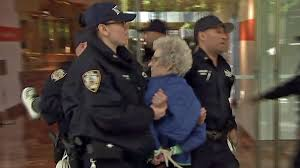 Trump Tower Inside Immigration Activists Arrested In Protests Inside Trump Tower