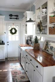 kitchen cottage ideas the most beautiful christmas cottage decor ideas kitchens house